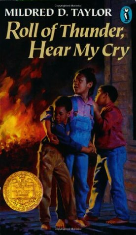 Banned Books 14 Roll Of Thunder Hear My Cry By Mildred